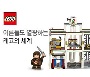 어른들도 열광하는 레고의 세계