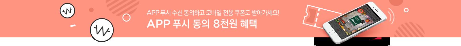 12월 APP  푸시 수신 동의 이벤트