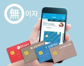 신용카드 무이자 할부 혜택