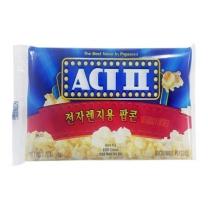 ACTⅡ 전자렌지용 팝콘(78G)
