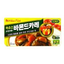 농심 하우스바몬드 약간매운맛(230G)