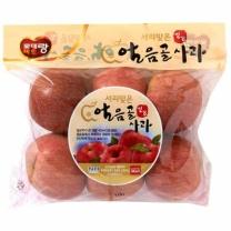 롯데마트랑 밀양 얼음골 사과(5-6입/봉)