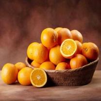 미국산 오렌지(4~8입/봉)