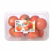 하루 한알 갈아먹는 토마토(2KG/팩)