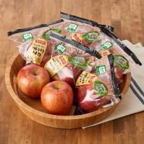 껍질째먹는 깨끗한 사과(10-12입/박스)