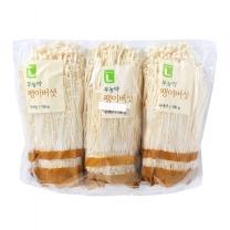 초이스엘 무농약 팽이버섯(450G)