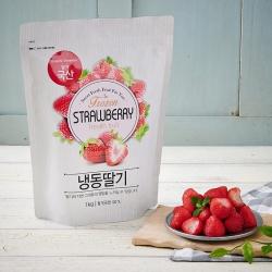 냉동딸기(1KG/봉)