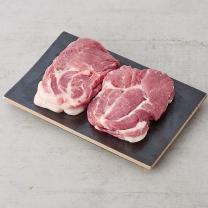 무항생제 돼지 목심 (구이용/냉장)(600G)