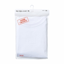 보나핏 여성 라운드 티셔츠