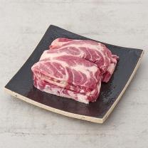 이베리코 돼지 목심(스테이크 구이용/냉동)(300G)