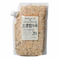 장수밥상 혼합 9곡(2KG)