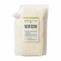 발효 찹쌀(2KG)