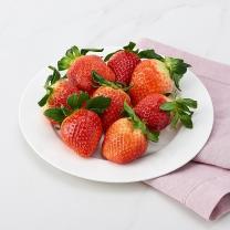 유기농 딸기(500G/팩)