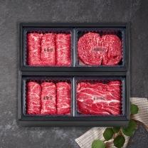 ㉤ 브랜드한우 냉장맞춤세트 (11호)(2KG)
