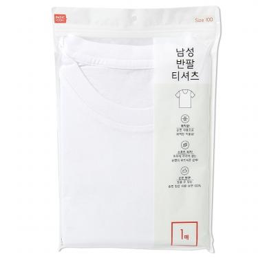남성반팔티셔츠(1매)<br>4장 구매시 10,000원