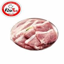 제주 삼다돈 돼지 뒷다리(100G)