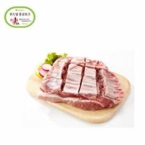 푸드림 무지개한돈 갈비 (냉장)(100G)