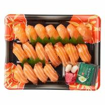 생연어초밥 파티팩(18입)