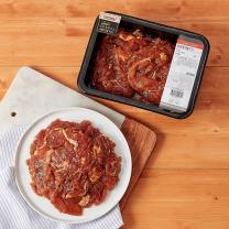 요리하다 양념 돼지 뒷다리 불고기(1KG)