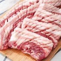 멕시코산 돼지칼집삼겹살 (냉장)(100G)