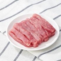 국내산돼지등심탕수육용 (냉장)(300G)