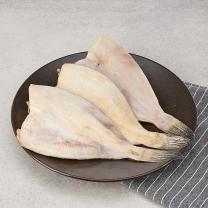 손질 알배기 가자미 (러시아산,대)(마리)