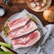 국내산돼지삼겹살수육용(냉장)(600G)