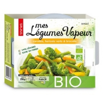 띠리에 유기농 찐야채 (옐로워&오렌지,당근&빈스트링스&브로콜리)(250G)