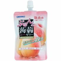 오리히로 곤약젤리 복숭아맛(130G)