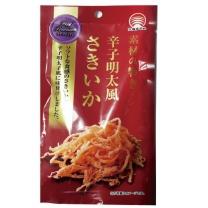 매콤한 명란맛 알 오징어채(36G)