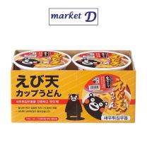 에비텐 컵우동 (새우튀김)(172G*4입)