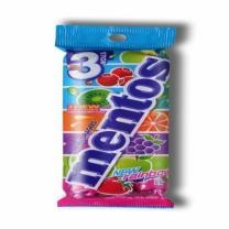 농심 멘토스 레인보우(37.5G*3입)
