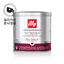 ILLY 커피머신용 캡슐커피(다크)(6.7G*21입)