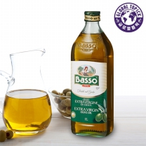 바쏘 엑스트라버진 올리브유(1.0L)