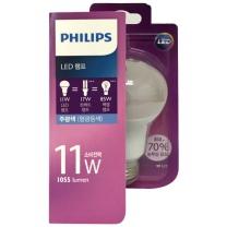 필립스 LED 전구 (주광색)(11W)