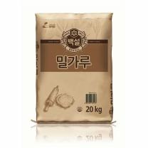 백설 다목적면용 밀가루(20KG)