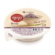 씨제이 햇반 흑미밥(210G)