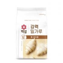 백설 밀가루 (제빵용)(2.5KG)