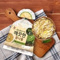 CJ 행복한콩 깨끗한콩콩나물220G/냉장