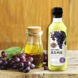 [봉구비어간식세트경품] 백설 포도씨유(900ML)