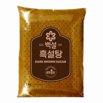 백설 흑설탕(1KG)