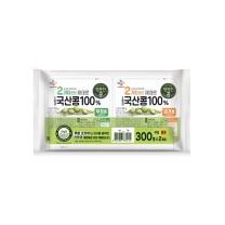 CJ 국산 두부 (부침+찌개)(300G*2입)