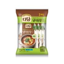 CJ 냉이된장찌개(140G*3입)