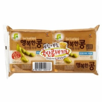 CJ 국산 두부 (부침용+부침용)(300G*2)