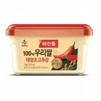 해찬들 우리쌀 태양초 고추장(1KG)