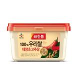 해찬들 우리쌀태양초 고추장(2kg)
