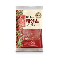 해찬들 태양초 고추장 (봉)(500G)