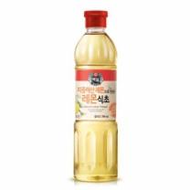 백설 레몬식초(500ML)
