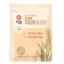 백설 자일로스 갈색설탕(1KG)