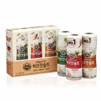 CJ 허브맛 솔트(55G*3입)